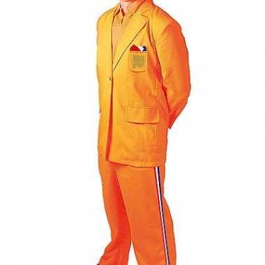Oranje outfit bobo