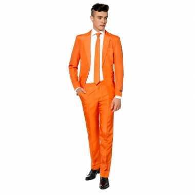 Oranjesupporters verkleedoutfit man